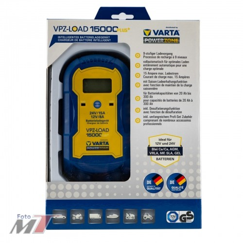 Varta Batterieladegeraet VPZ LOAD 15000P #96762