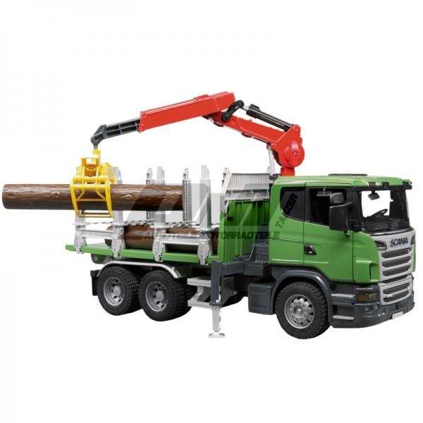 Scania Holztransport LKW SCANIA HOLZTRAN #50384