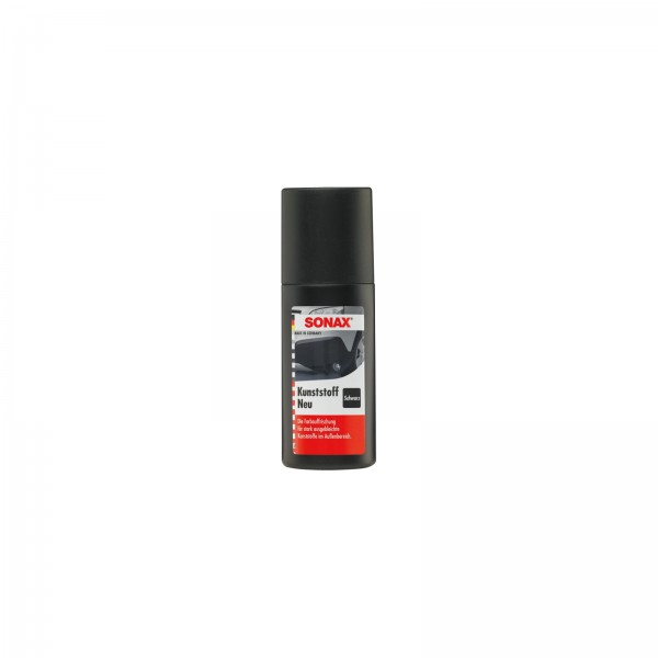 SONAX 04091000  Kunststoff Neu Schwarz 1 #18176