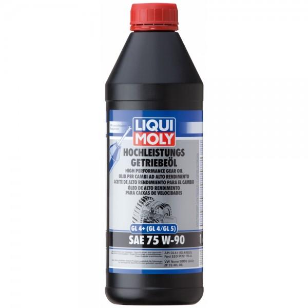 Liqui Moly 4434 Hochleistungs-Getriebeöl (GL4+) SAE 75 W-90