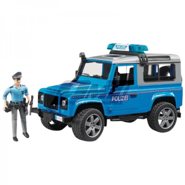Bruder 02597 - Land Rover Defender Stati #50672