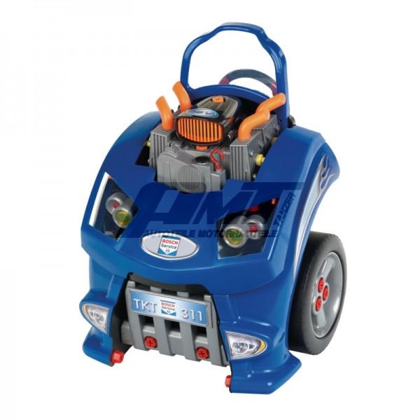 Theo Klein 2851 - Bosch Service Car Stat #50704