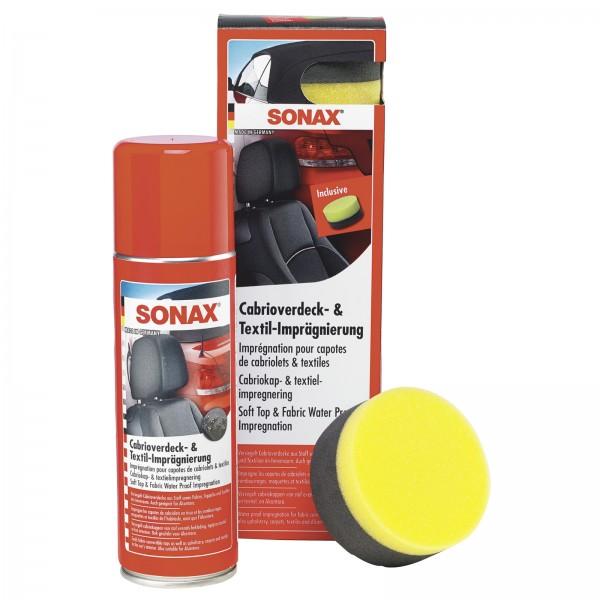 SONAX 03102000  Cabrioverdeck- & TextilI #18131