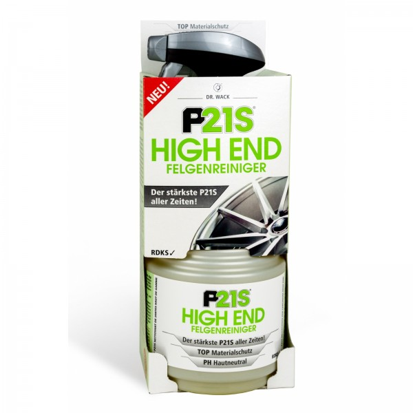 P21S HIGH END Felgenreiniger 750 ml von  #91912