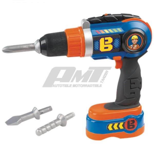 """Smoby Elektr. Akkuschrauber """"Bob der Bau #50190"""