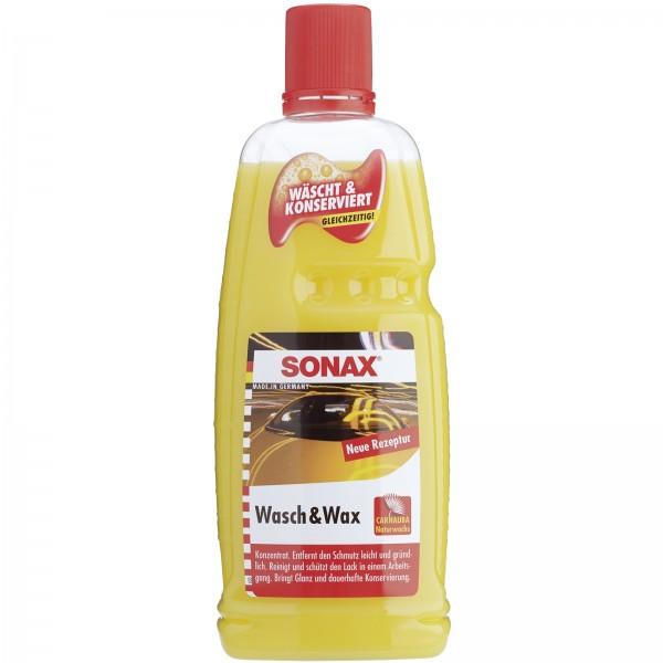SONAX 03133410  Wasch & Wax 1 l #18305