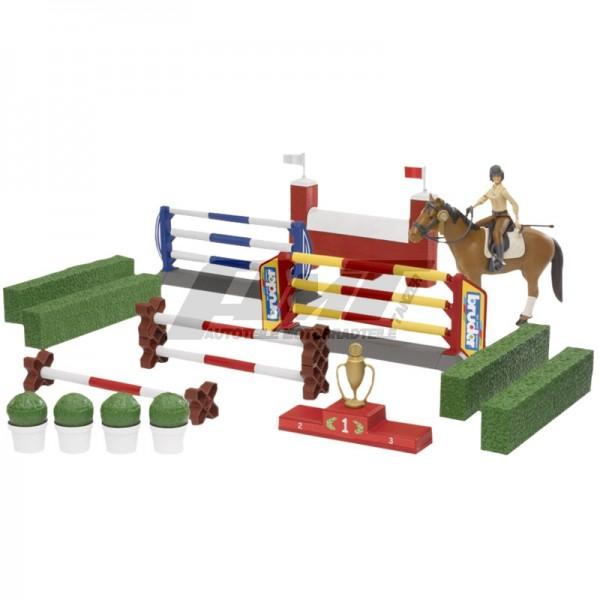 Bruder 62530 - Grosser Pferde-Springparc #51018