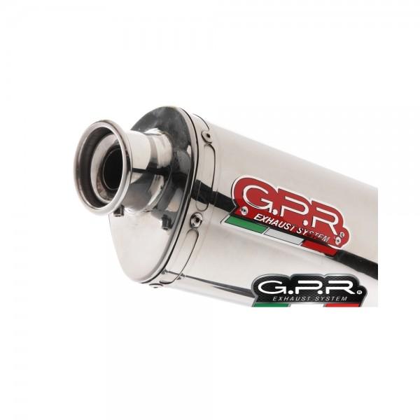 GPR Trevale Edelstahl Suzuki Dr Big 800  #14655